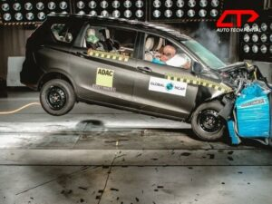 ertiga is also one of the safest mpvs out there