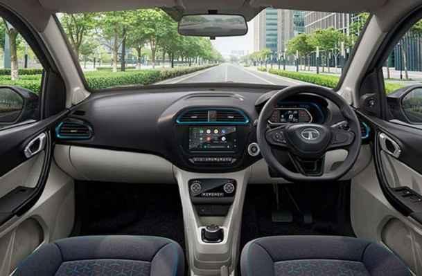 Tata Tigor EV launched – Starts at 11.99 Lakh with 306 KM range & Scored 4 Star GNCAP rating