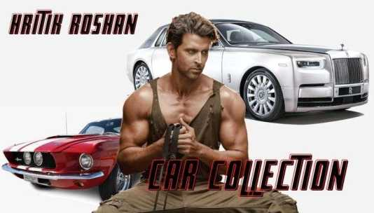 Hrithik Roshan's Exotic Car Collection